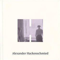 Obálka titulu Alexander Hackenschmied