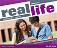 Real Life Global Advanced Class CDs 1-4 - obálka