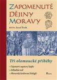 Zapomenuté dějiny Moravy - obálka