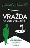 Poirot: Vražda na golfovém hřišti - obálka