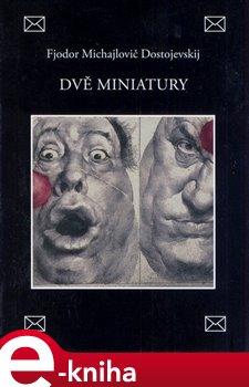 Obálka titulu Dvě miniatury
