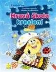 Obálka knihy Hravá škola kreslení