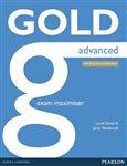 Gold Advanced Exam Maximiser with online audio (without key) - obálka