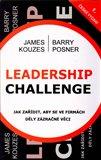 Leadership Challenge (Jak zařídit, aby se ve firmách děly zázračné věci) - obálka