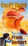 Obálka knihy Kacíři Duny
