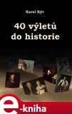 40 výletů do historie - obálka