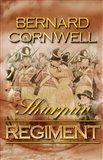 Sharpův regiment - obálka