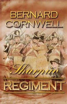 Obálka titulu Sharpův regiment