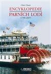 Obálka knihy Encyklopedie parních lodí