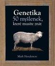 Genetika (50 myšlenek, které musíte znát) - obálka