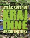 Atlas světové krajinné architektury - obálka