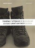 Terénní výzkum v sociální a kulturní antropologii - obálka
