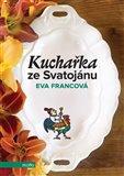 Kuchařka ze Svatojánu - obálka