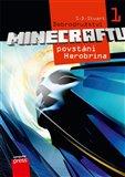 Povstání Herobrina (Dobrodružství Minecraftu 1) - obálka