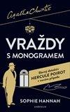 Poirot: Vraždy s monogramem (Slavný detektiv Hercule Poirot v novém případu) - obálka