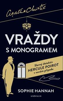 Obálka titulu Poirot: Vraždy s monogramem