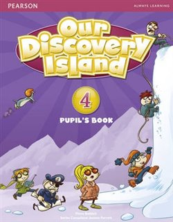 Our Discovery Island 4 Pupil´s Book with Online Access - Fiona Beddall