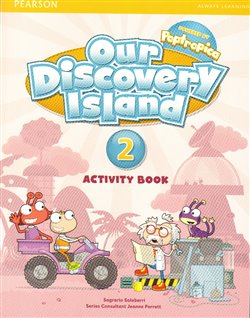 Our Discovery Island 2 Activity Book with CD-ROM - Sagrario Salaberri