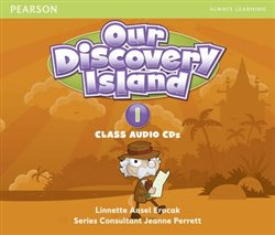 Our Discovery Island 1 Audio CD - Linnette Erocak