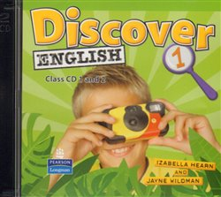 Discover English 1 Class CD - Catherine Bright