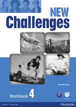 New Challenges 4 Workbook & Audio CD Pack - Amanda Maris