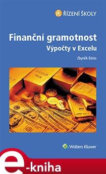 Obálka titulu Finanční gramotnost - Výpočty v Excelu