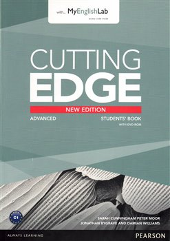 Cutting Edge 3rd Edition Advanced Students' Book with DVD and MyLab Pack - Jonathan Bygrave, Damian Williams, Sarah Cunningham, Peter Moor
