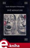 Dvě miniatury (Elektronická kniha) - obálka