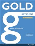 Gold Advanced Exam Maximiser with online audio (without key) - obálka