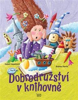 Dobrodružství v knihovně - Kašmir Huseinović