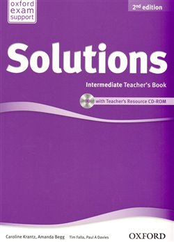 Maturita Solutions 2nd Edition Intermediate Teacher´s Book with Teacher´s Resource CD-ROM - Amanda Begg, Caroline Krantz, Paul Davies, Tim Falla