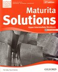 Maturita Solutions 2nd Edition Upper Intermediate Workbook with Audio CD CZEch Edition - obálka