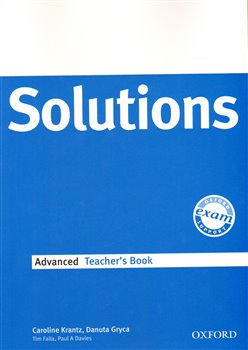 Maturita Solutions Advanced Teacher´s Book - kol.