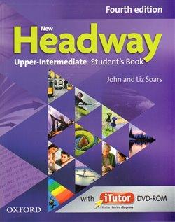 New Headway Fourth Edition Upper Intermediate Student´s Book with iTutor DVD-ROM - Liz Soars, John Soars