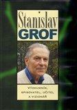 DVD-Stanislav Grof (Výzkumník, spisovatel, učitel a vizionář) - obálka