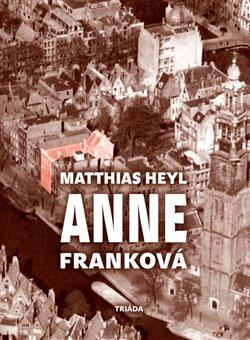 Obálka titulu Anne Franková