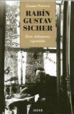 Rabín Gustav Sicher - obálka