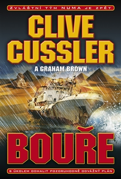 Bouře - Graham Brown, Clive Cussler