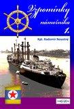 Vzpomínky námořníka 1. - obálka