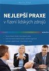 Obálka knihy Nejlepší praxe v řízení lidských zdrojů