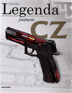 Obálka titulu Legenda jménem CZ