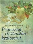 Princezna z třešňového království - obálka