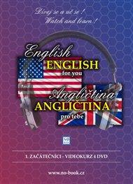 DVD-Angličtina pro tebe: 1. začátečníci