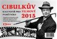 Cibulkův kalendář pro filmové pamětníky 2015 - obálka