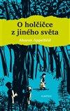 Obálka knihy O holčičce z jiného světa