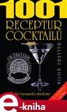 1001 receptur cocktailů - obálka