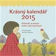 Krásný kalendář 2015 - obálka