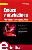 Emoce v marketingu - obálka