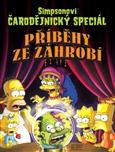 Simpsonovi: Příběhy ze záhrobí - obálka