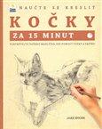 Naučte se kreslit - kočky za 15 min - obálka
